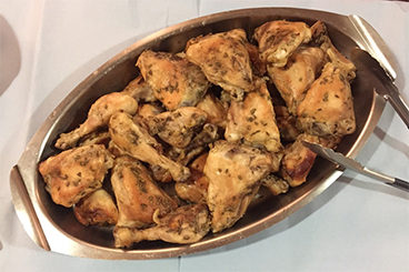 Honey and Fennel Chicken